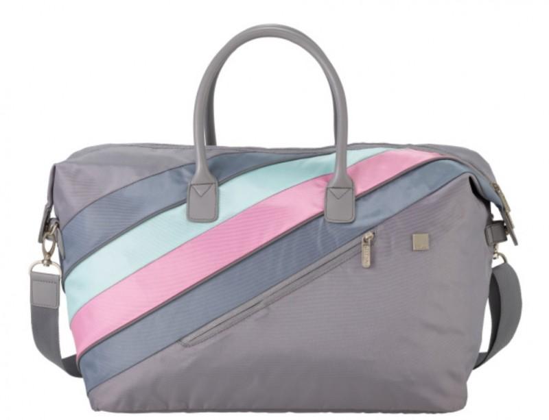 Titan SPOTLIGHT Dámská cestovní taška (Grey/sorbet)