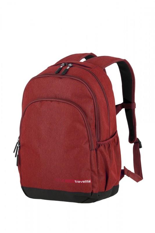 Travelite KICK OFF Sportovní městský batoh 22 L (Red)