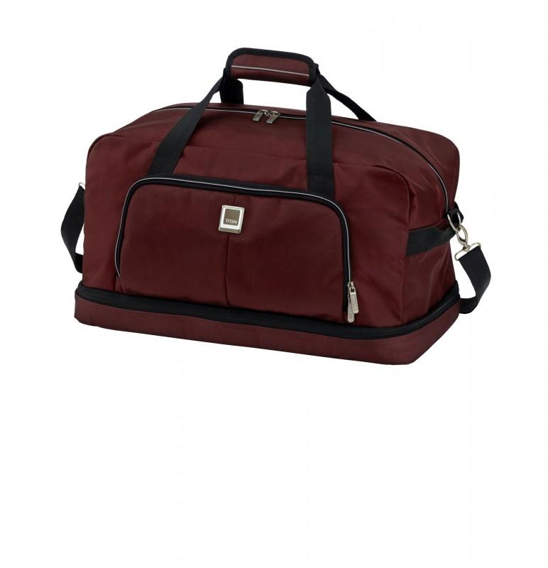 Titan NONSTOP Cestovní taška 53cm (Merlot)
