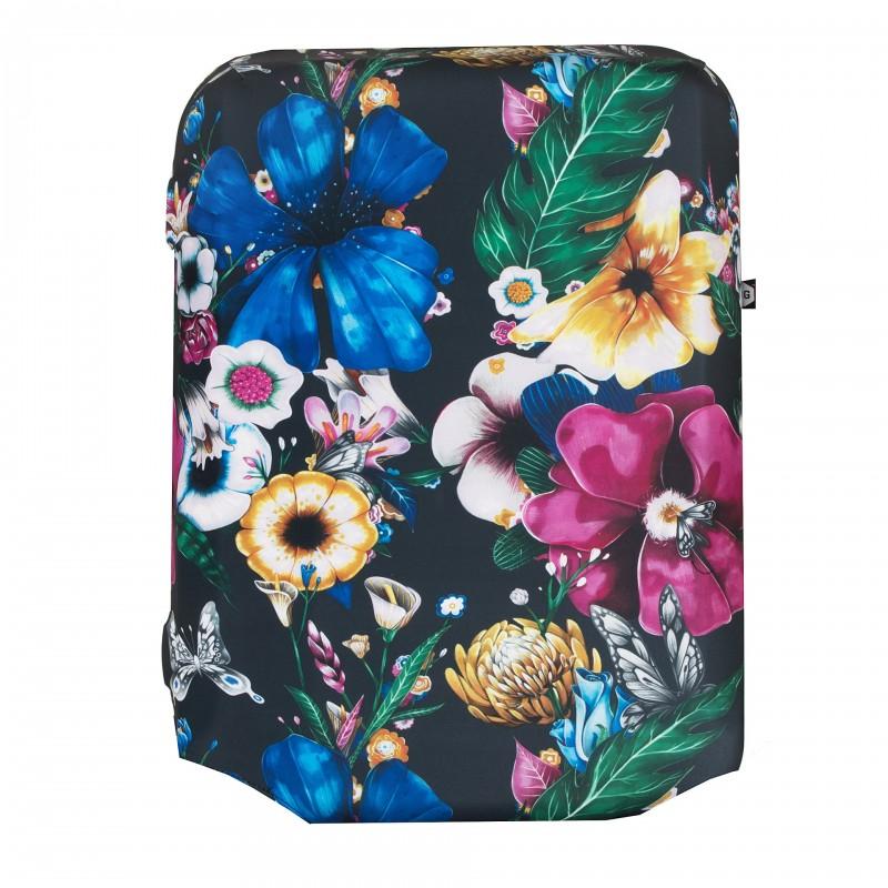 BG Berlin HUG COVER Obaly na kufr, vel. M - vzor Fleur