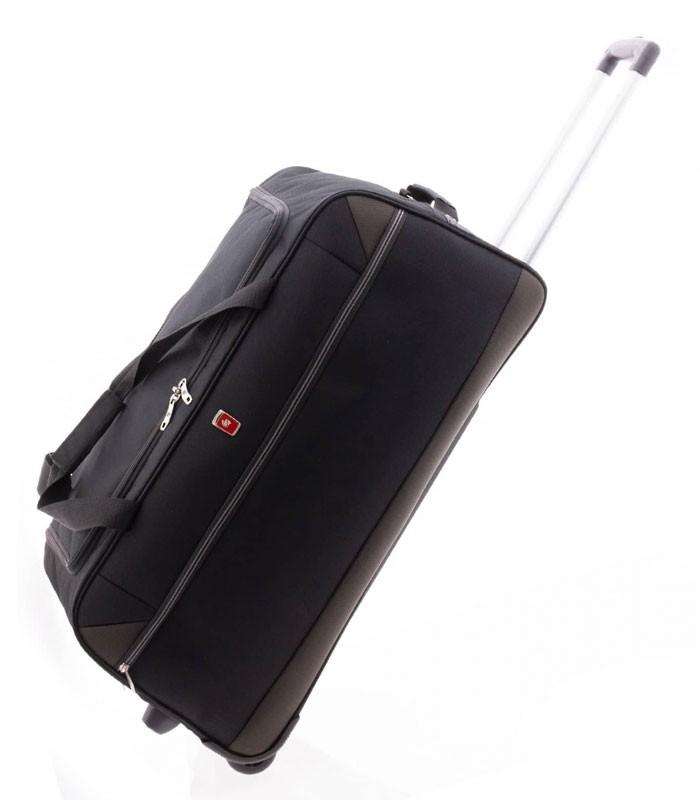 Gladiator METRO Cestovní taška na dvou kolečkách 72 cm (Black)