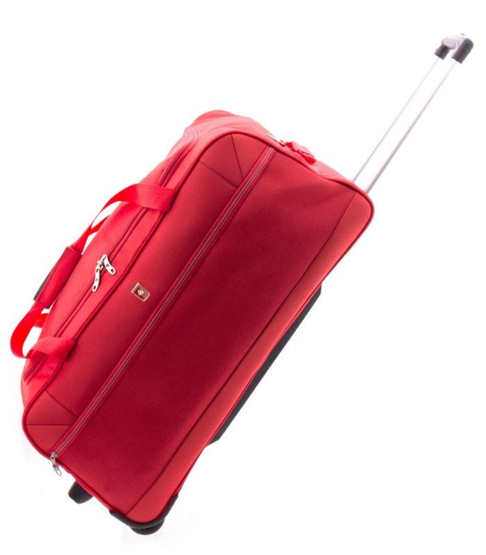 Gladiator METRO Cestovní taška na dvou kolečkách 72 cm (Red)