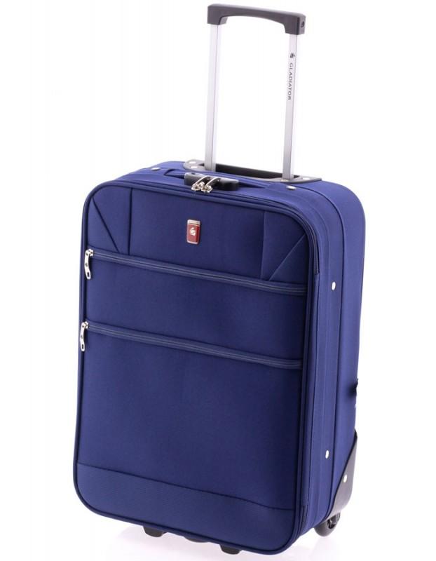 Gladiator METRO Kabinový kufr na dvou kolečkách (Blue)