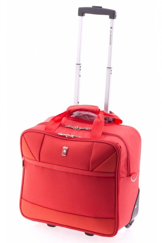 Gladiator METRO Pilotní kufr pro 14 NTB (Red)