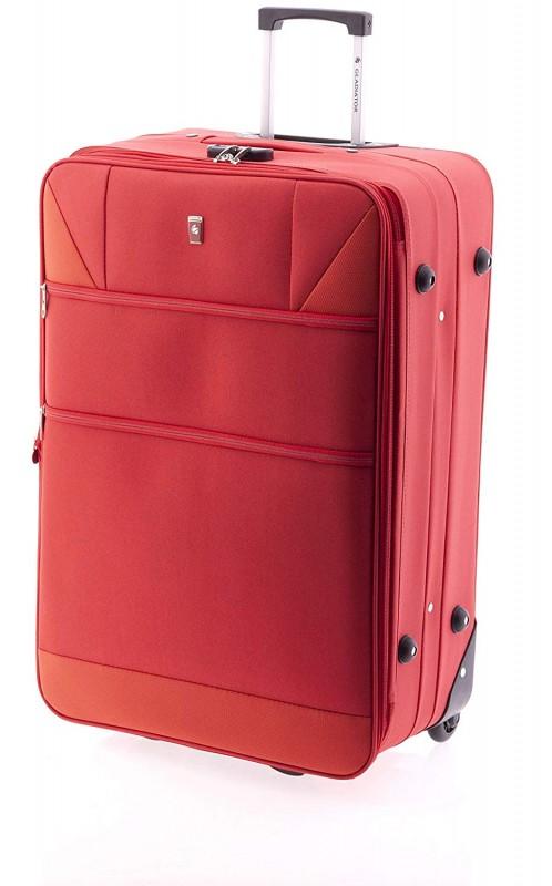 Gladiator METRO Rozšířitelný kufr na dvou kolečkách 72cm (Red)