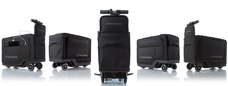 Motorizované zavazadlo