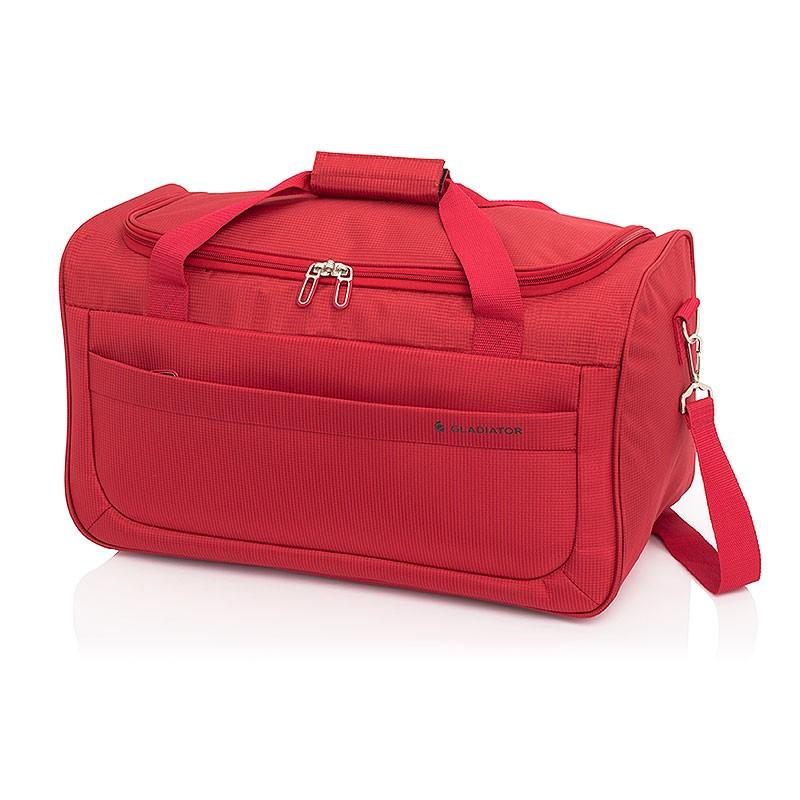 Gladiator MONDRIAN Cestovní taška přes rameno 50cm (Red)
