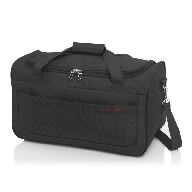 Gladiator MONDRIAN Cestovní taška přes rameno 50cm (Black)