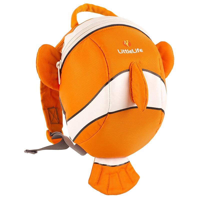 LittleLife ANIMAL TODDLER DAYSACK Batoh pro nejmenší děti, 2 l - Nemo