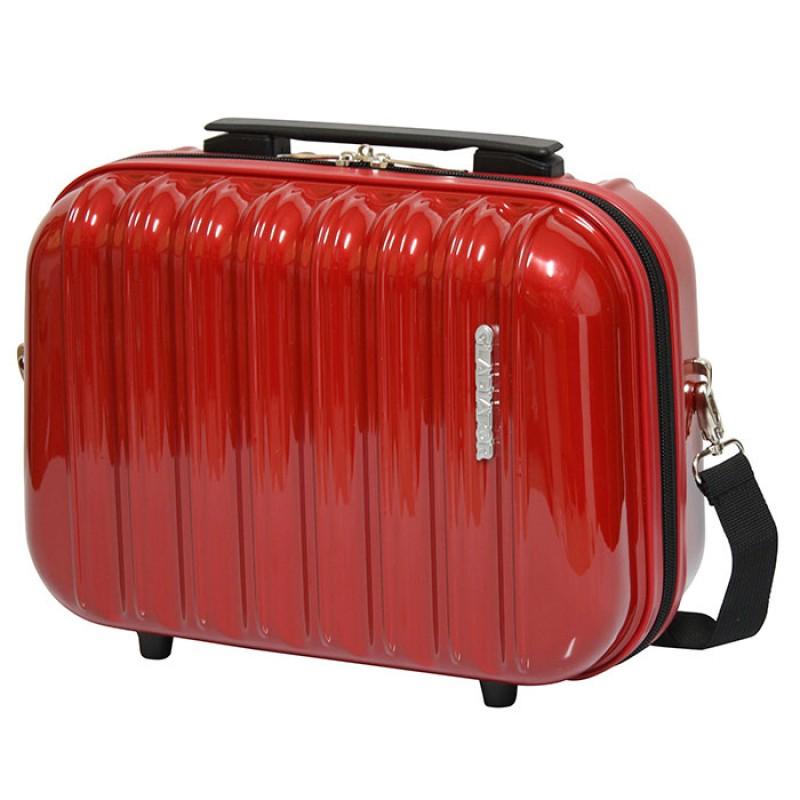 Gladiator NEON LUX Kosmetický kufřík PC (Red)