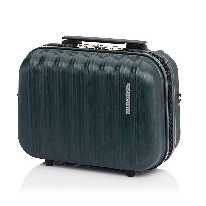 Gladiator NEON MATT Kosmetický kufřík PC (Green)