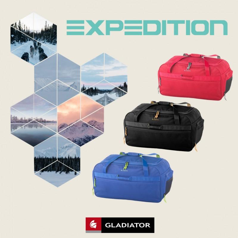 GLADIATOR - Kvaltiní cestovní tašky s kolečky i bez nich