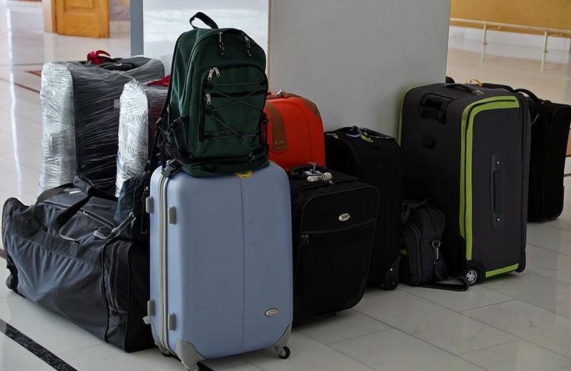 Cestovní tašky s kolečky