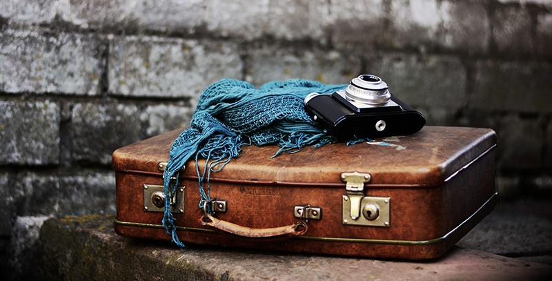 Cestovní kufry na kolečkách - z historie, II.část