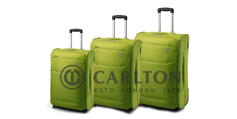Kufry značky Carlton