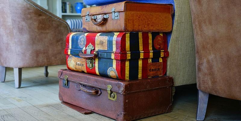 Příruční zavazadlo vs. odbavené zavazadlo