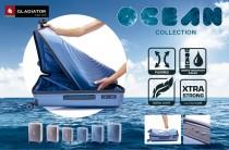Extrémně odolné a lehké kufry OCEAN
