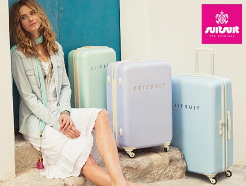 Dámské kufry od SUITSUIT