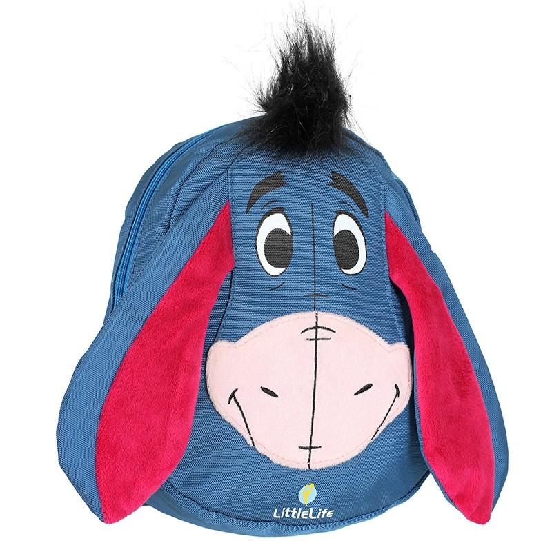 LittleLife DISNEY TODDLER DAYSACK Batoh pro nejmenší děti, 2 l - Eyore