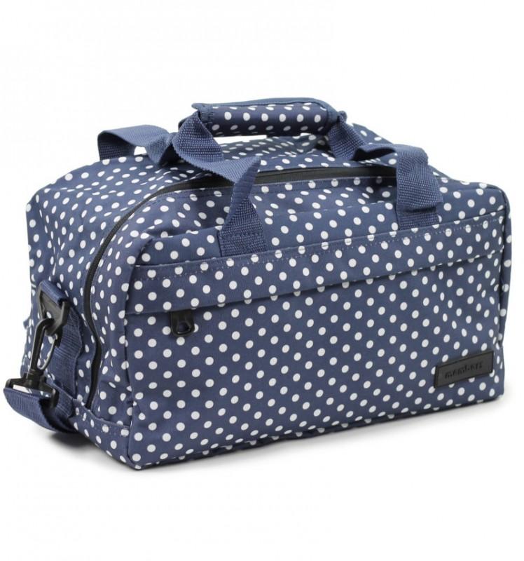 Member's ESSENTIAL ON-BOARD Cestovní taška 20 cm, XS (modrá/ bílá)