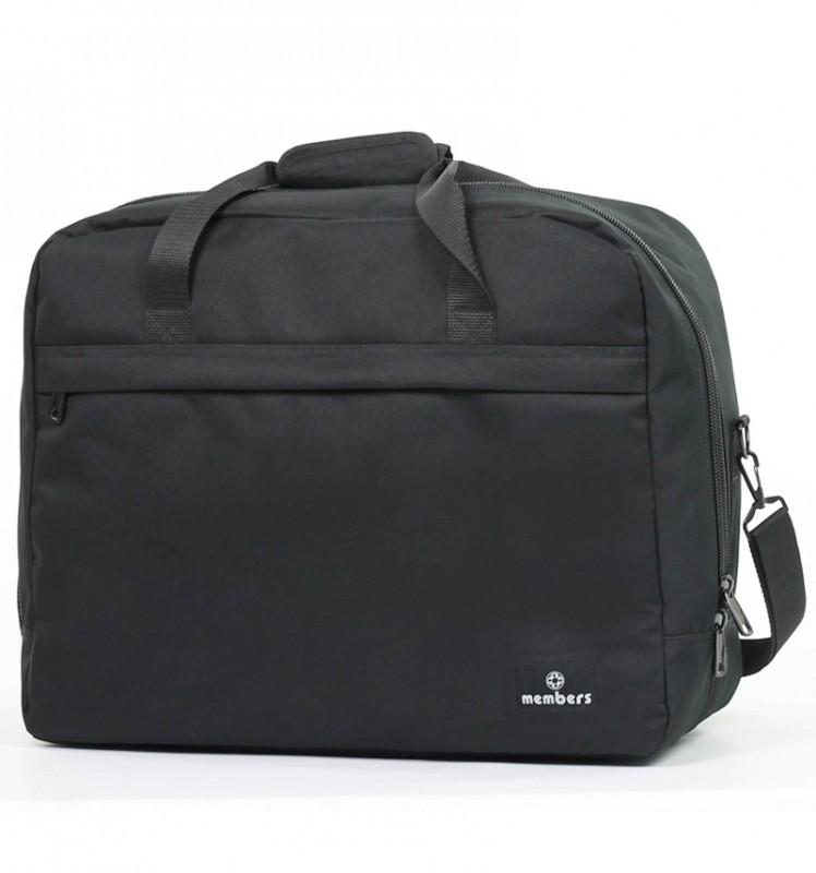 Member's ESSENTIAL ON-BOARD Cestovní taška 55 cm, S (černá)