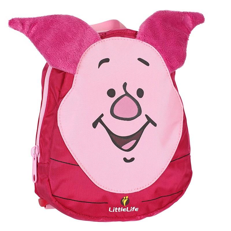 LittleLife DISNEY TODDLER DAYSACK Batoh pro nejmenší děti, 2 l - Prasátko