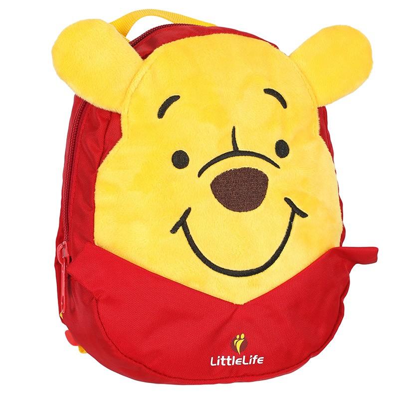 LittleLife DISNEY TODDLER DAYSACK Batoh pro nejmenší děti, 2 l - Pú