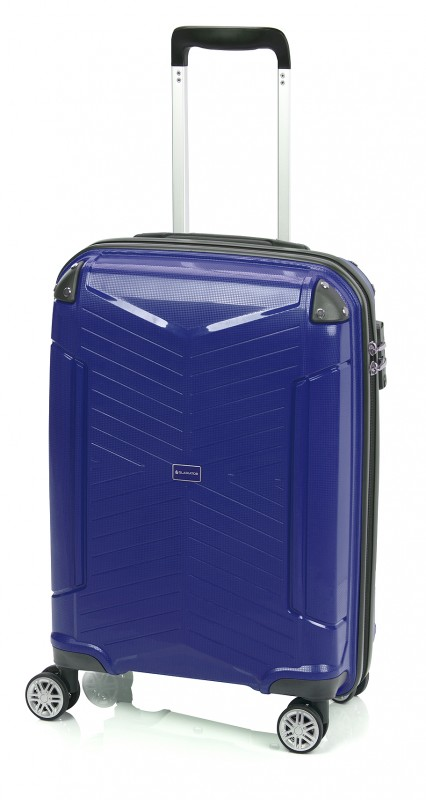 Gladiator ROCKLIKE Pevný polypropylenový kufr 70cm (Blue)