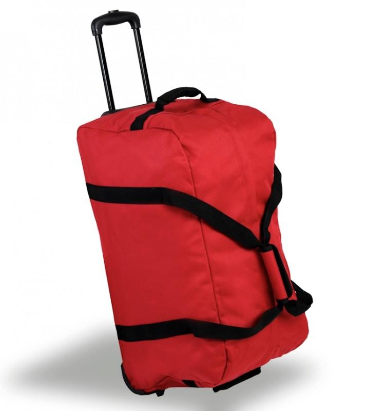 Member's TT-0034 Cestovní taška na kolečkách 69cm (červená)