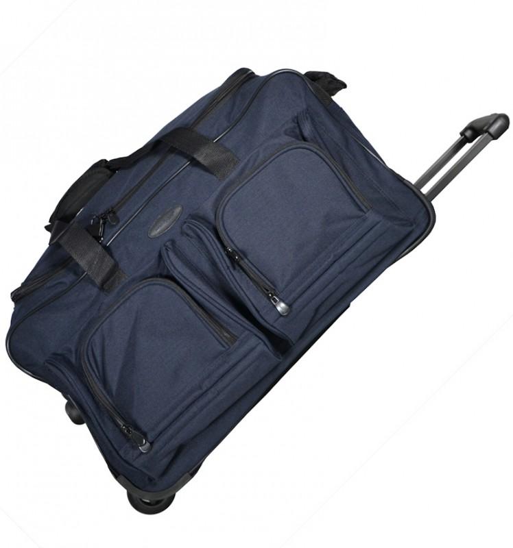 Member's TT-0005 Cestovní taška na kolečkách 65cm (modrá)