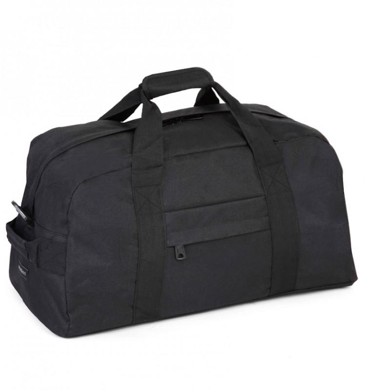 Member's HA-0046 Cestovní taška 55cm, S (černá)
