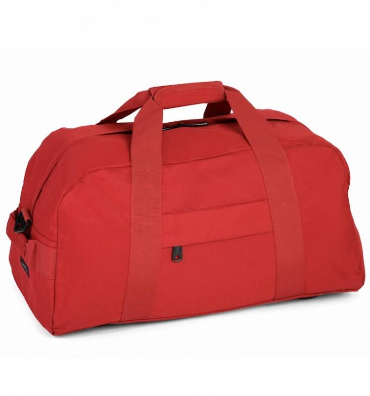 Member's HA-0046 Cestovní taška 55cm, S (červená)