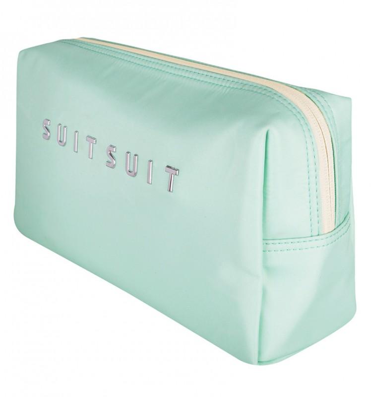 SuitSuit Cestovní obal na kosmetiku - Deluxe Luminous Mint