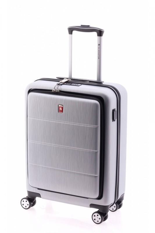 Gladiator TECH Palubní byznys kufřík 55cm (Silver)