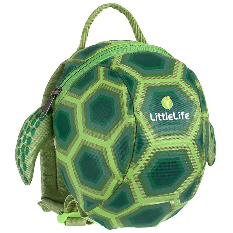 LittleLife ANIMAL TODDLER DAYSACK Batoh pro nejmenší děti, 2 l - želva