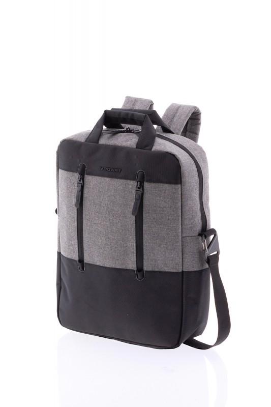 Vogart TOKYO Batoh a reportér NTB 15, 10 litrů (Black/ Grey)