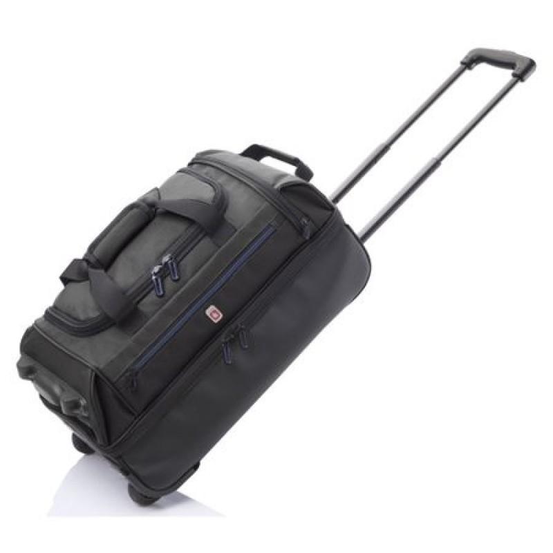 Gladiator TRICK Cestovní taška na kolečkách, S (Black)
