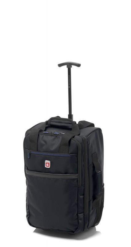 Gladiator TRICK Cestovní taška v rozměrech pro RYANAIR (Black)