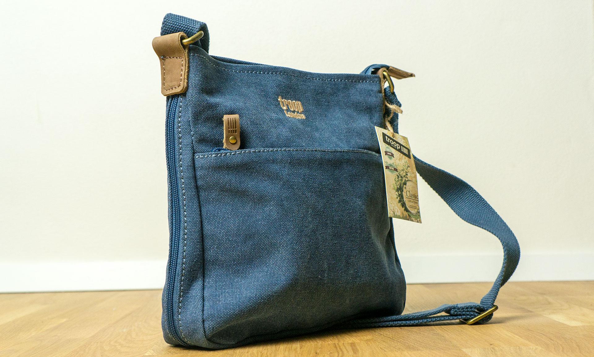 Taška přes rameno - Modrá