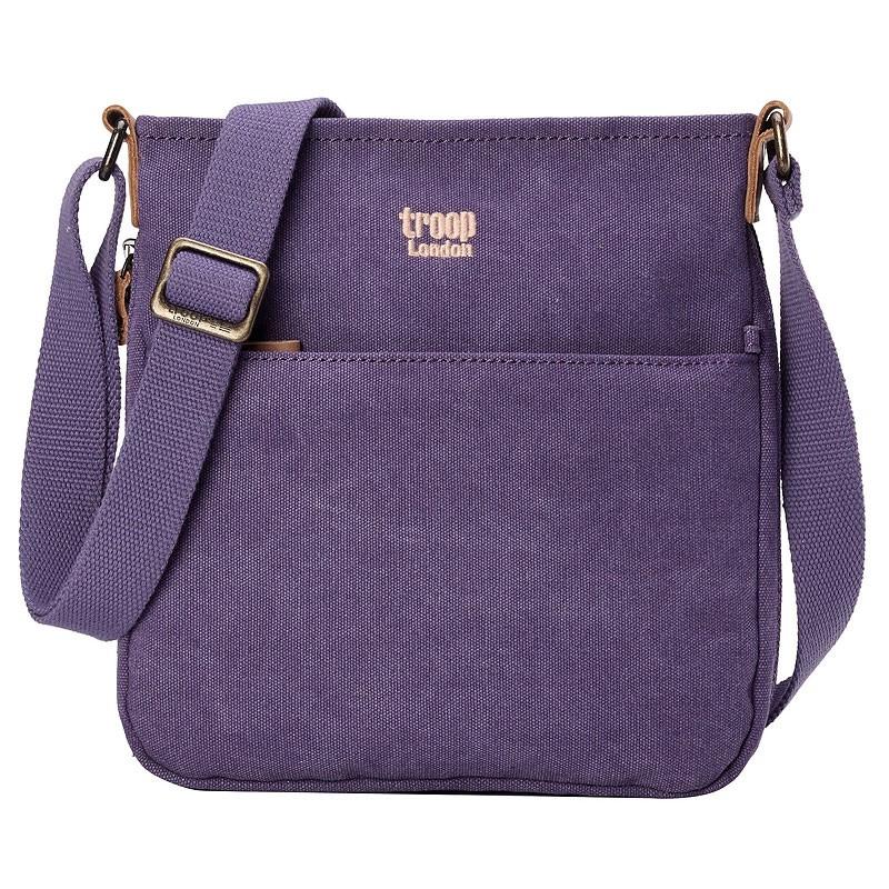 Troop London TRP0237 Taška přes rameno - Purple