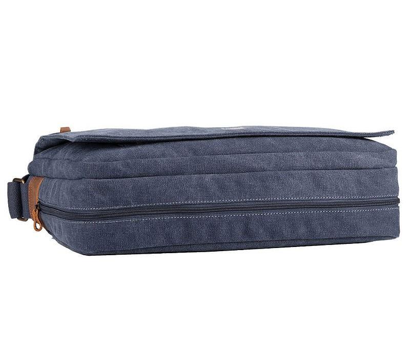 Velká brašna na 18 palcový notebook Troop London ≡ Kufry-zavazadla.eu f53368030c