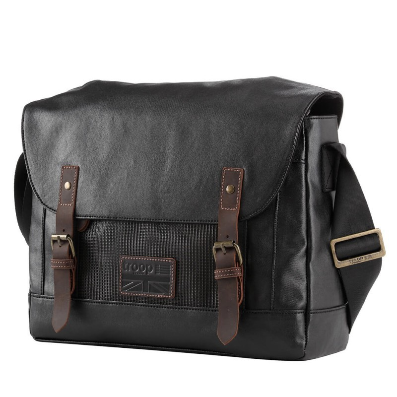 Troop London TRP0456 Větší brašna na NTB 16,5 - Black