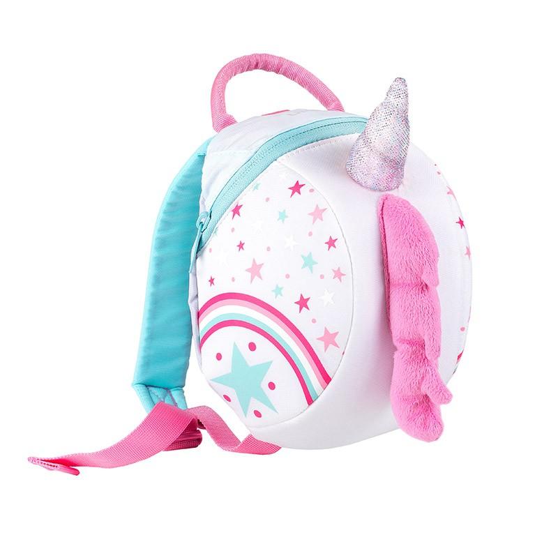 LittleLife ANIMAL TODDLER DAYSACK Batoh pro nejmenší děti, 2 l - Jednorožec