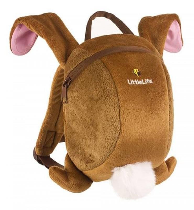 LittleLife ANIMAL TODDLER DAYSACK Batoh pro nejmenší děti, 2 l - zajíček