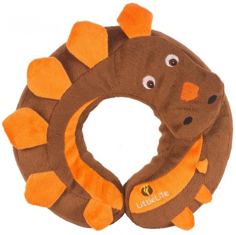 LittleLife CESTOVNÍ POLŠTÁŘEK pro děti - vzor Dinosaur