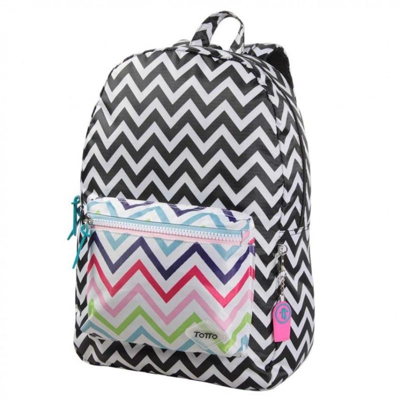 Totto VENTUS Studentský batoh (Zigzag)
