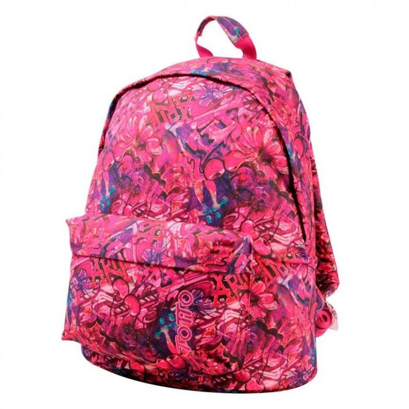 Totto CAXIUS Designový batoh (Graffiti Cherry)