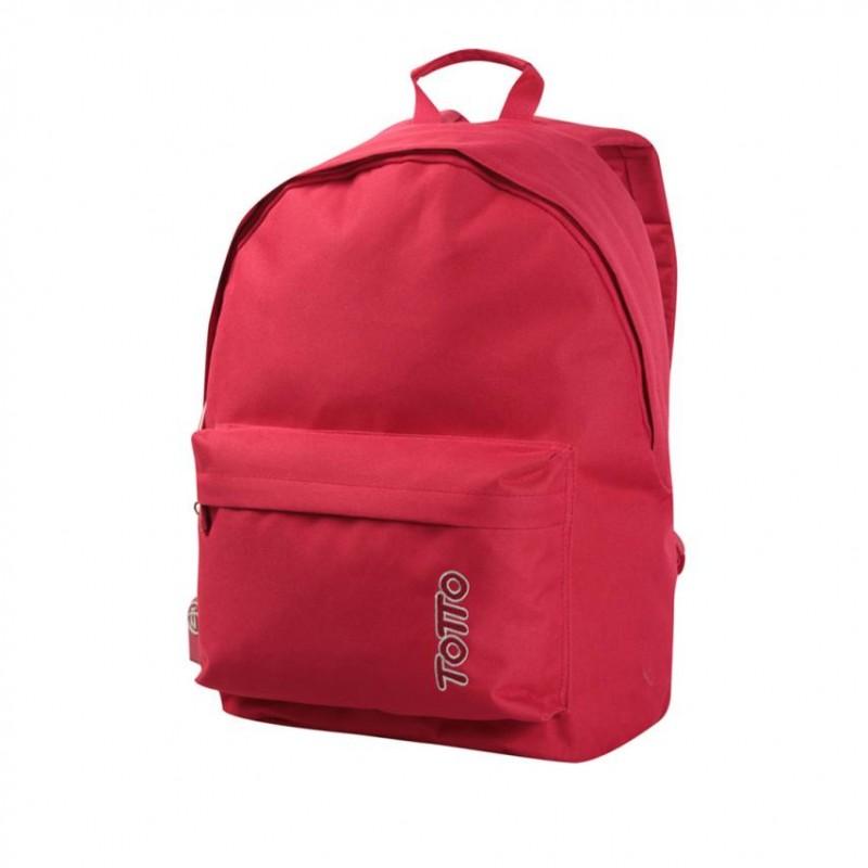 Totto CAXIUS Designový batoh (Scarlet Red)