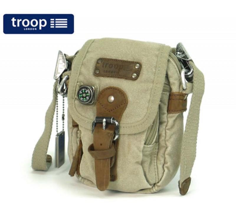 Troop London Vintage - TPV0006 - Béžová