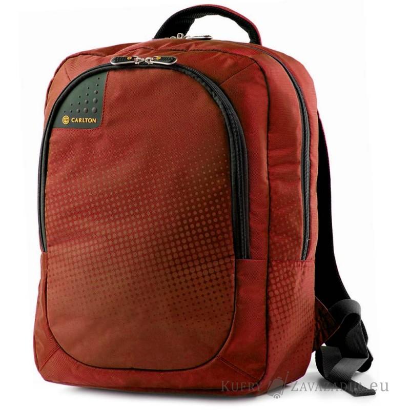 Carlton TRIBE batoh na notebook 21 l (červená)